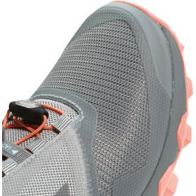 adidas TERREX Trailmaker - Zapatillas running Mujer - gris/naranja